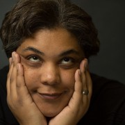 Roxane Gay by Jay Grabiec